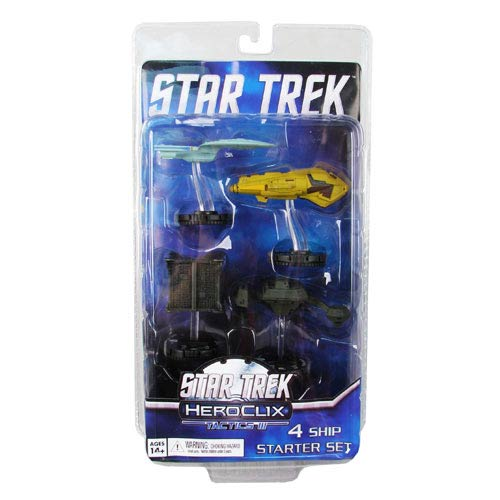 Star Trek Tactics Series 3 HeroClix Starter Set