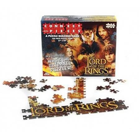 Lord of the Rings Connect with Pieces Puzzle Building Game