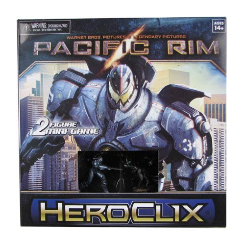 Pacific Rim Movie HeroClix Mini-Game