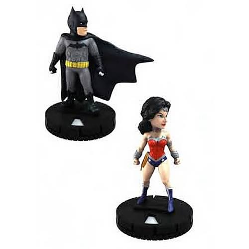 DC HeroClix Batman and Wonder Woman TabApp Elite 2-Pack