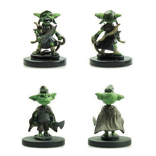 Pathfinder Battles We Be Goblins Mini-Figure Display Box