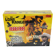 Lone Ranger Movie Connect with Pieces Puzzle Building Game