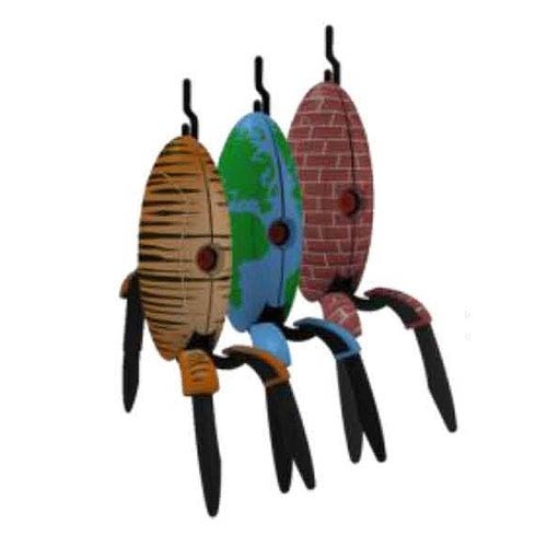 Portal 2 Sentry Turret Series 2 Mini-Figure 4-Pack