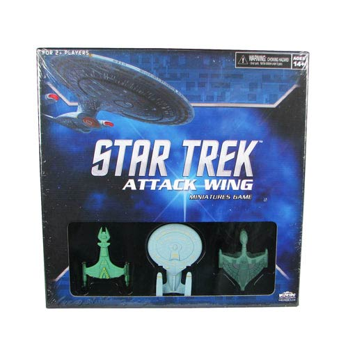 Star Trek Attack Wing HeroClix Mini-Game Starter Set