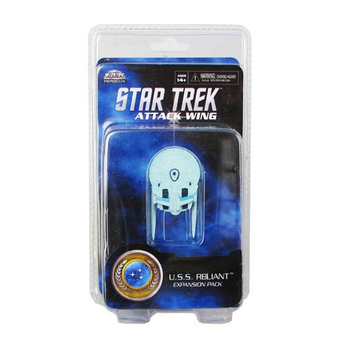 Star Trek Attack Wing Federation Reliant Expansion Pack