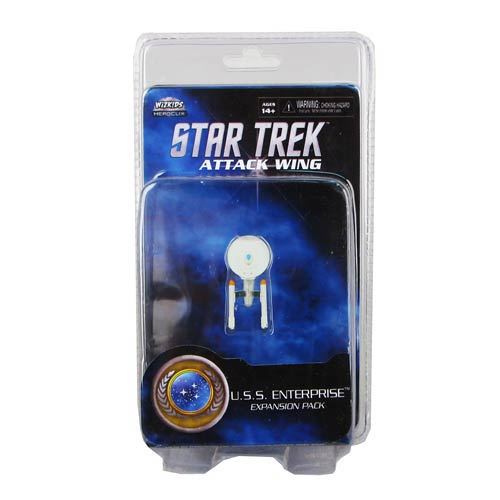 Star Trek Attack Wing Federation Enterprise Expansion Pack
