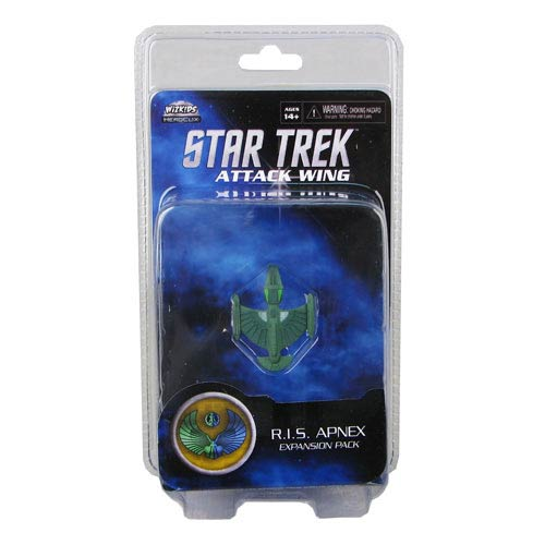 Star Trek Attack Wing Romulan Apnex Expansion Pack