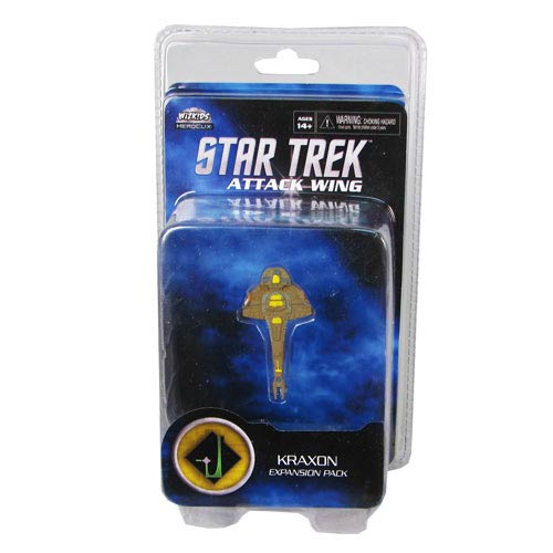 Star Trek Attack Wing Romulan Kraxon Expansion Pack