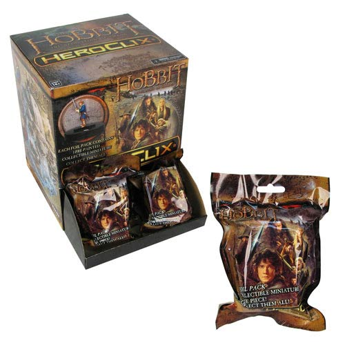 The Hobbit Desolation of Smaug HeroClix Series 1 Display Box