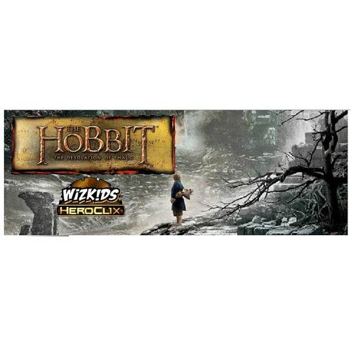 The Hobbit Desolation of Smaug HeroClix Starter Pack