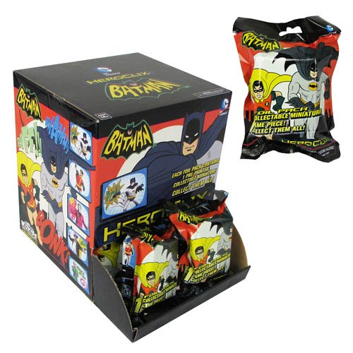 Batman Classic TV Series DC HeroClix Display Box