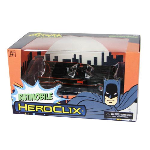 Batman Classic TV Series DC HeroClix Batmobile Vehicle