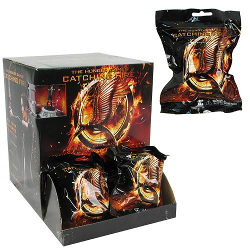 Hunger Games Catching Fire 2-Inch Mini-Figure Display Box