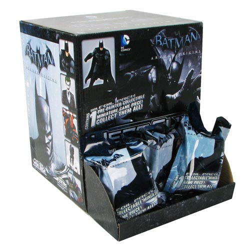 Batman Arkham Origins DC HeroClix Gravity Feed Display Box