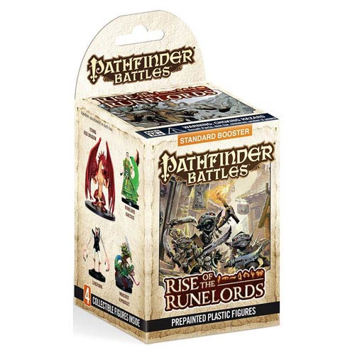 Pathfinder Battles Legend of Golarion Standard Booster Pack