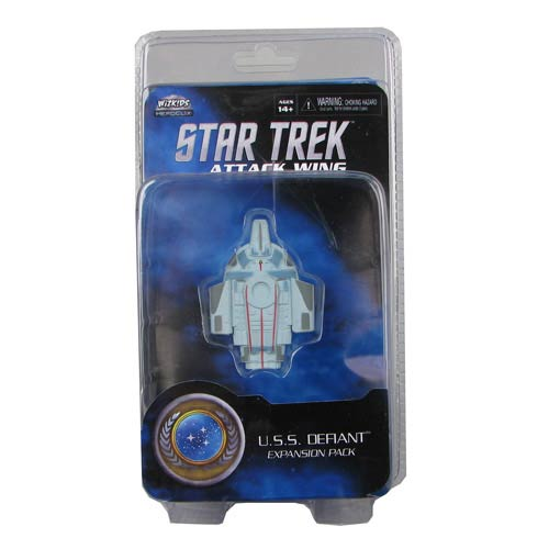 Star Trek Attack Wing Federation Defiant Expansion Pack