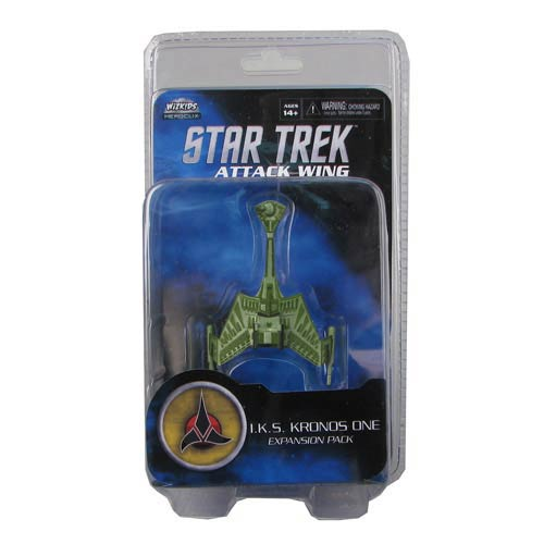 Star Trek Attack Wing Klingon Kronos One Expansion Pack
