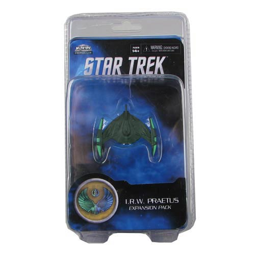 Star Trek Attack Wing Romulan Praetus Expansion Pack