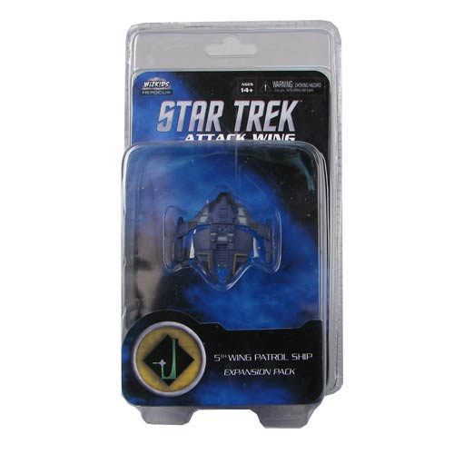 Star Trek Attack Wing Dominion Patrol Ship Expansion Pack