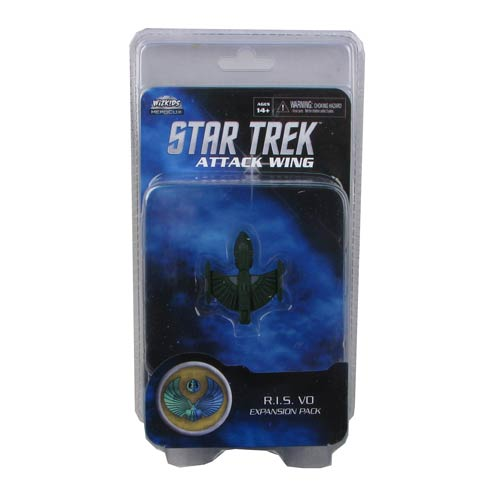 Star Trek Attack Wing Romulan RIS Vo Expansion Pack