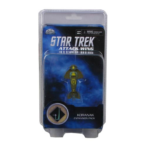Star Trek Attack Wing Dominion Koranak Expansion Pack