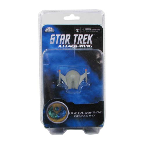 Star Trek Attack Wing Romulan Gal Gath'thong Expansion Pack