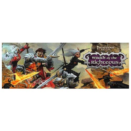 Pathfinder Battles Wrath of the Righteous HeroClix Brick