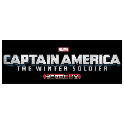 Captain America Winter Soldier HeroClix Display Box