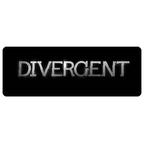 Divergent Movie Gravity Feed Mini-Figure 6-Pack