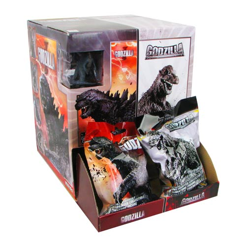 Godzilla 2014 Movie Series 1 Mini-Figure Display Case