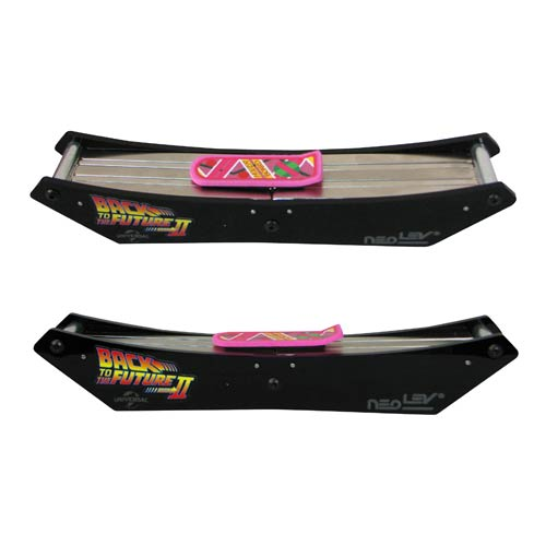 Back to the Future Miniature Hover Board With 6-Inch Track