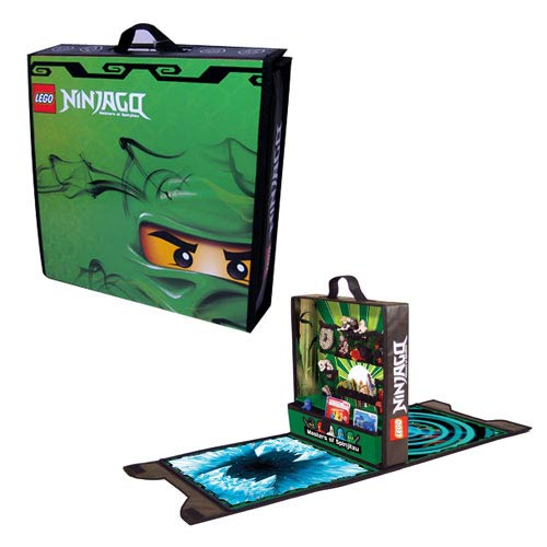 LEGO Ninjago Battle Arena Green Carry Case