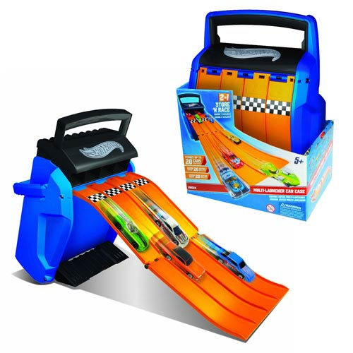 Hot Wheels Racing Battle Carry Case