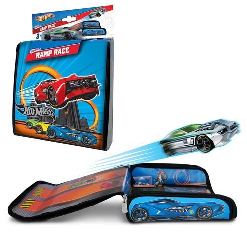 Hot Wheels ZipBin Ramp Race Carry Case