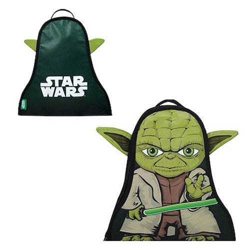 Star Wars ZipBin Yoda Carry Case