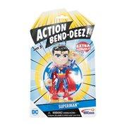DC Comics Superman 4-Inch Action Bendables Action Figure