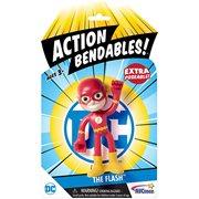 DC Comics The Flash 4-Inch Action Bendables Action Figure