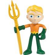 DC Comics Aquaman 4-Inch Action Bendables Action Figure