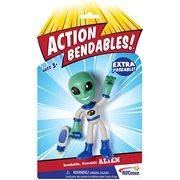 Action Bendables Alien 4-Inch Bendable Action Figure