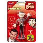 Mr. Bean 6-Inch Bendable Action Figure