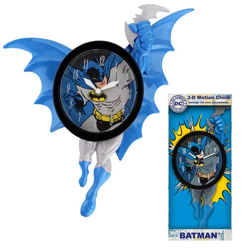 Batman 14-Inch Motion Clock