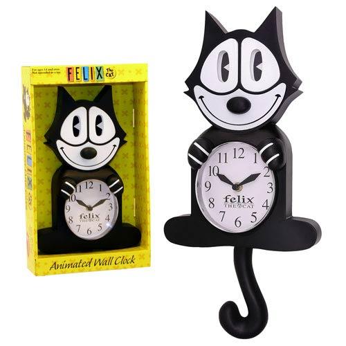 Felix The Cat Animated Clock Nj Croce Felix The Cat