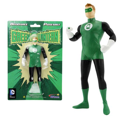 Green Lantern 5 1/2-Inch Bendable Figure