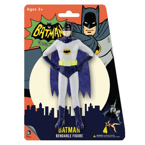 Batman TV Series Batman 5 1/2-Inch Bendable Figure