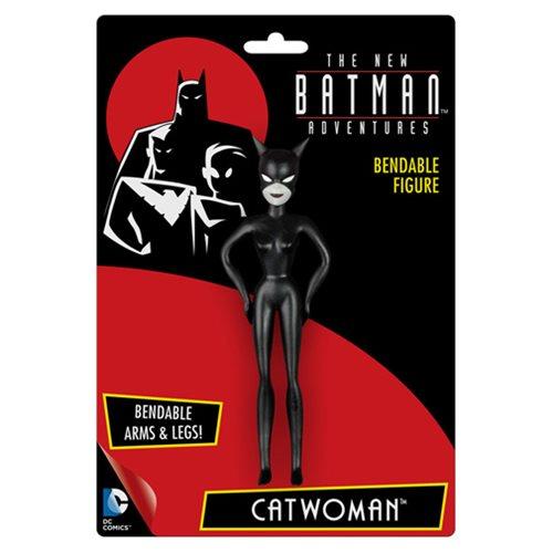 Batman Adventures Catwoman 5-Inch Bendable Action Figure