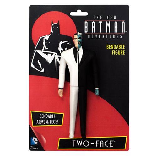 Batman: The New Batman Adventures Two-Face Bendable Figure