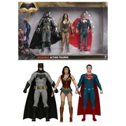 Batman v Superman Bendable Action Figure Set