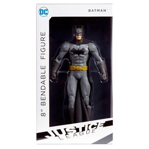 Justice League Batman 8-Inch Bendable Action Figure
