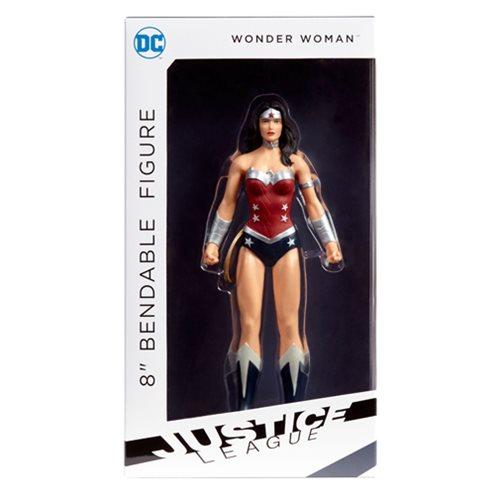 Justice League Wonder Woman 8-Inch Bendable Action Figure