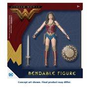 Wonder Woman Movie Wonder Woman Bendable Action Figure